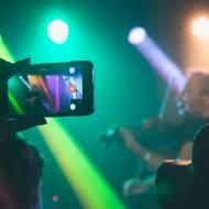 Презентация винила «Люди-Невидимки» в клубе «16 тонн» (г. Москва, 06.04.2018). Фотограф - Адель Ястребова