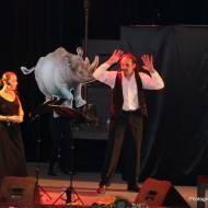 «Крематорий» и Театр «ВАМПУКА» в «Орландине». Концерт-спектакль (г.Санкт-Петербург, 30.04.2012). Автор фото: Алексей Паин