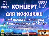 Афмша концерта в г. Видное
